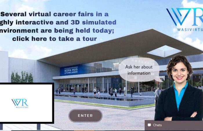 virtual job fairs and recruiting events best virtual job fair software online job fair platform
